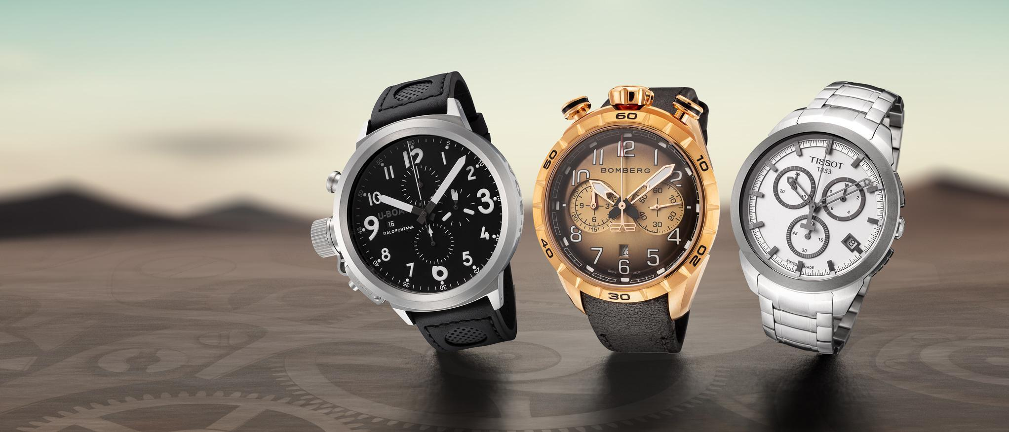 All About Chronograph Watches